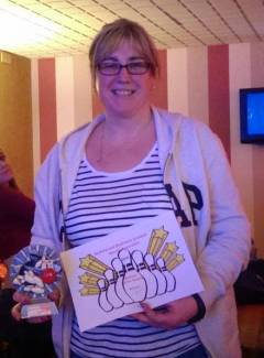 Lura winner at Ten Pin Jan 2016