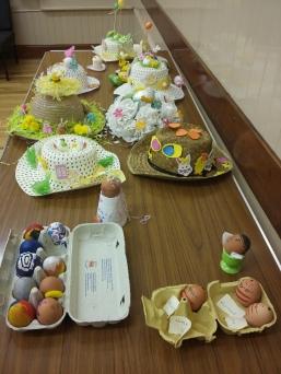 EasterbEgg & hat entries